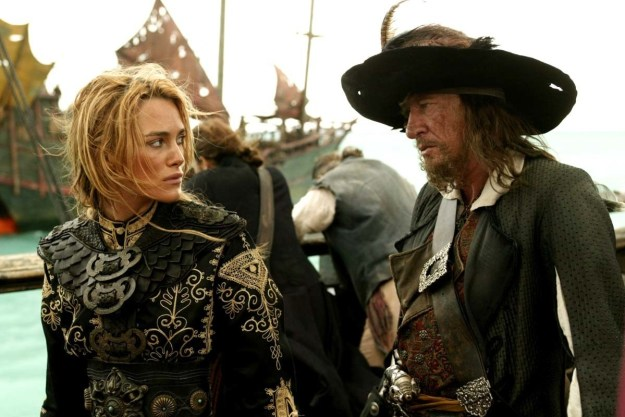 The last time we saw Elizabeth Swann was a decade ago (YES, it's been that long) in the franchise's third installment,  Pirates of the Caribbean: At World's End.