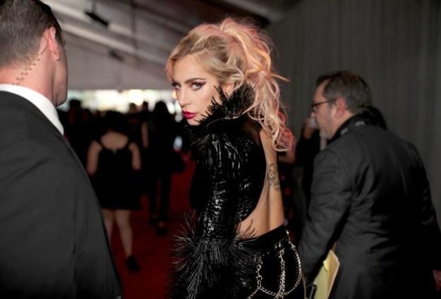 Sam loves Lady Gaga...