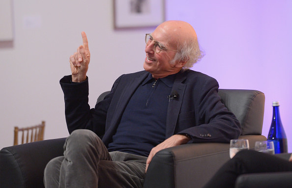 Hello. I love Larry David. I probably love Larry more than I love any of my immediate family members, and I definitely love him more I love than any of my extended family members.