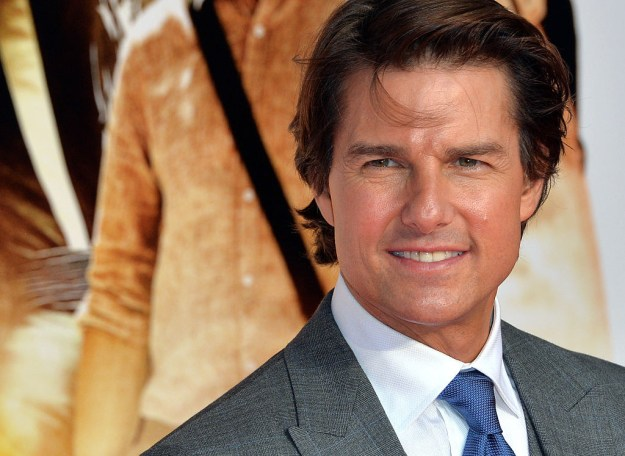 Maybe it's something totally insignificant, but you can't forget it, like the fact that Tom Cruise's front tooth is DIRECTLY IN THE CENTRE OF HIS OTHERWISE PERFECT FACE.