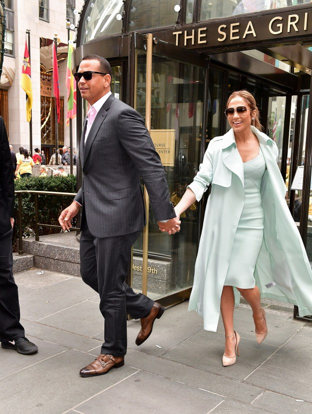 So in case you haven't heard, Jennifer Lopez and Alex Rodriguez, aka J-Rod, are dating.