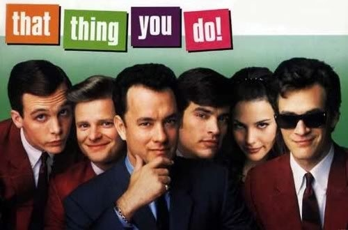 Let's cut to the chase: That Thing You Do was the best movie of the 20th century.
