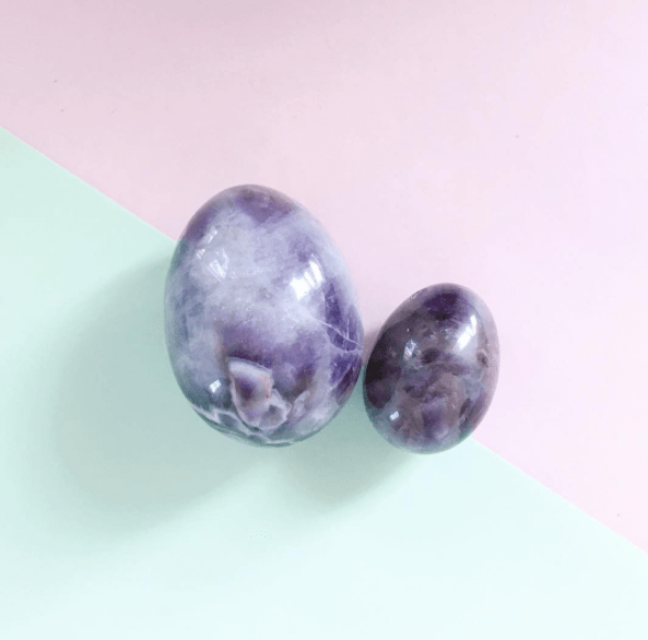 Jade eggs for your vagina