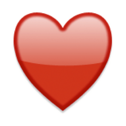 After years of only having football and eggplant emojis to express masculine feelings of love, there's actually a secret heart emoji just for men!