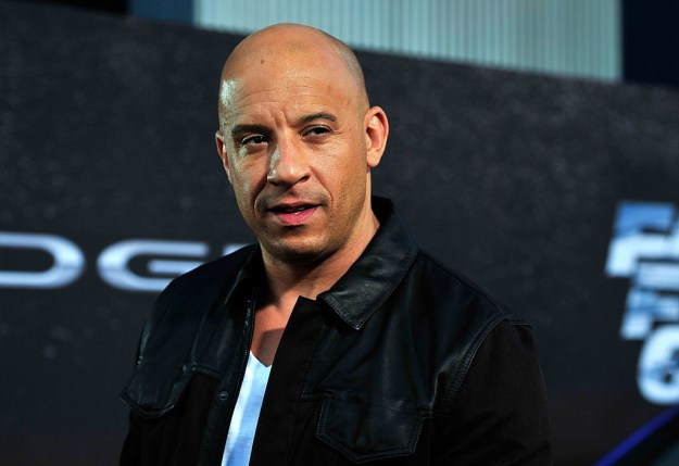 Though The Rock didn't name names, people assumed he was referring to Vin Diesel.