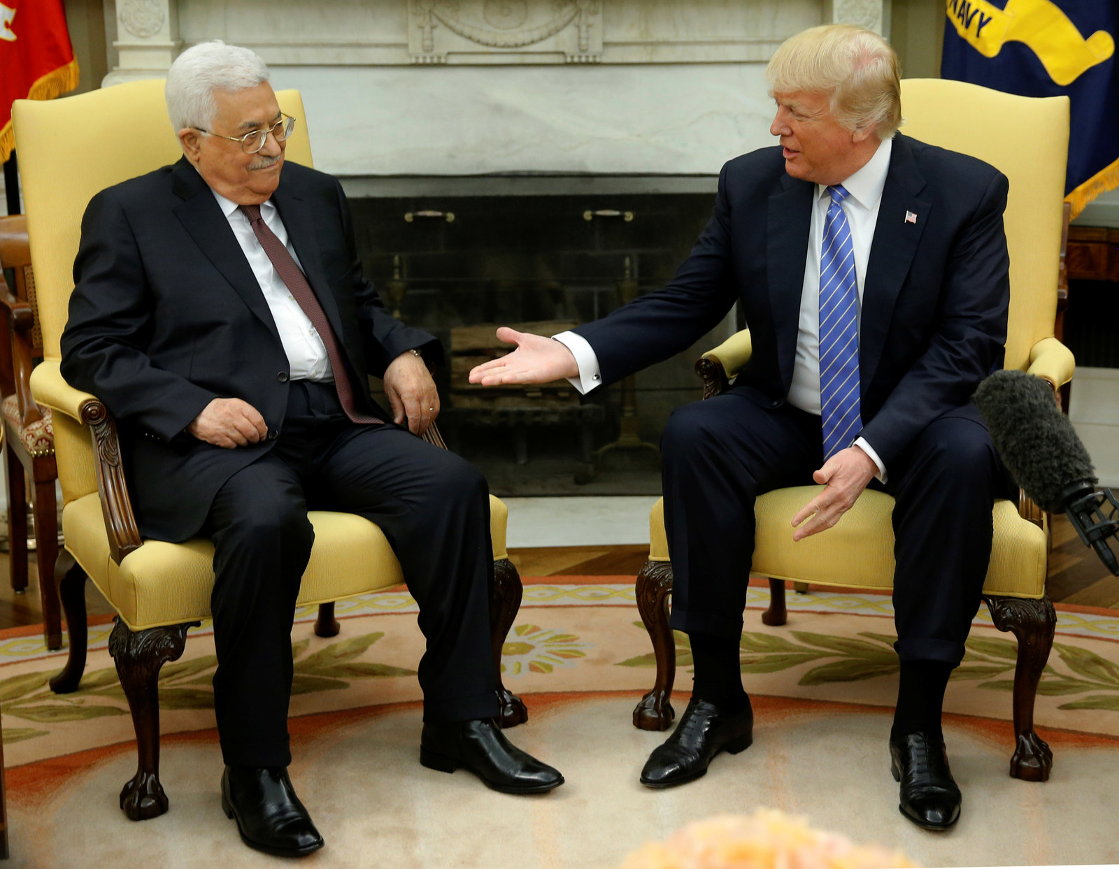 palestinian diplomat trump disqualified america from being sole broker in middle east peace deal 4