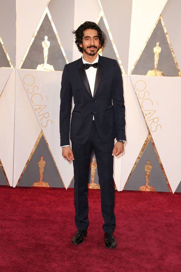 You guys, I need to have a serious discussion with you. I'm in love. The head-over-heels kind. It's with Dev Patel.
