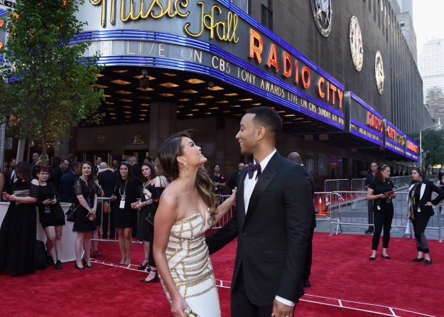 Last night New York City's Radio Music Hall was home to Broadway's biggest night of the year, The Tony Awards.