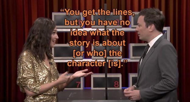 "Gadot had no clue what she was auditioning for at first. All she knew was that it was a ""secret"" role."