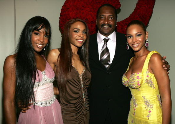 For those of you who don't know, Beyonce's father, Matthew Knowles, used to manage Beyonce and Destiny's Child for years.