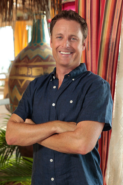 """This morning, in addition to noting that Corinne Olympios is reportedly """"in touch with [DeMario] Jackson and the two said to be on good terms,"""" Good Morning America provided an exclusive statement from Bachelor in Paradise host, Chris Harrison."""