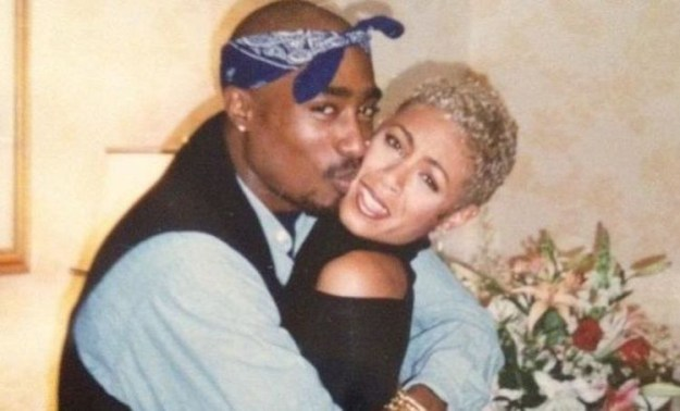 Before she met her husband, actor Will Smith, Jada Pinkett-Smith who is also an actor, had a very close friendship with her Baltimore School For The Arts classmate, Tupac Shakur.