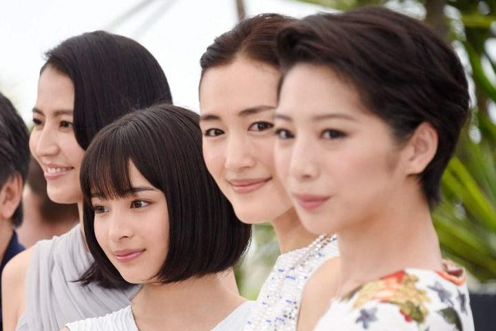 この4姉妹、永遠に見ていたい…!