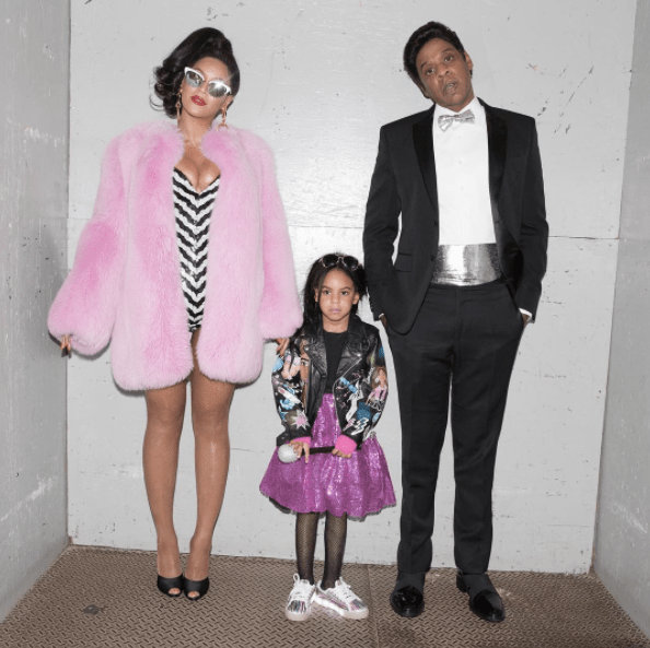 One of the ways fans got their fix was by imagining how people would react to the twins, this time focusing on Beyoncé and Jay-Z's firstborn daughter Blue Ivy.