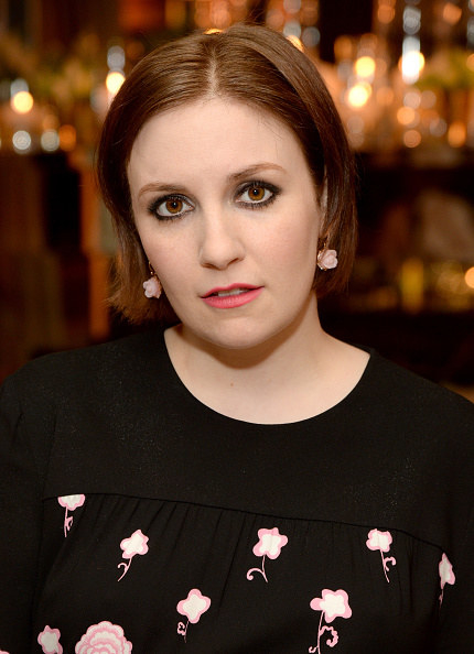 So you probably know Lena Dunham. She's the creator of HBO's GIRLS and the feminist newsletter Lenny Letter.