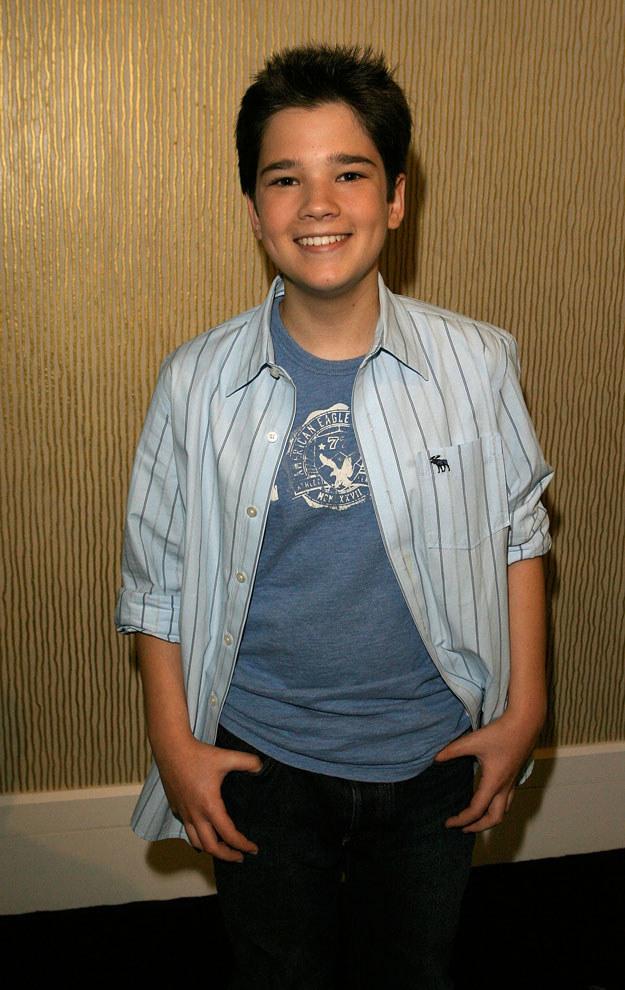 Nathan Kress in 2007.