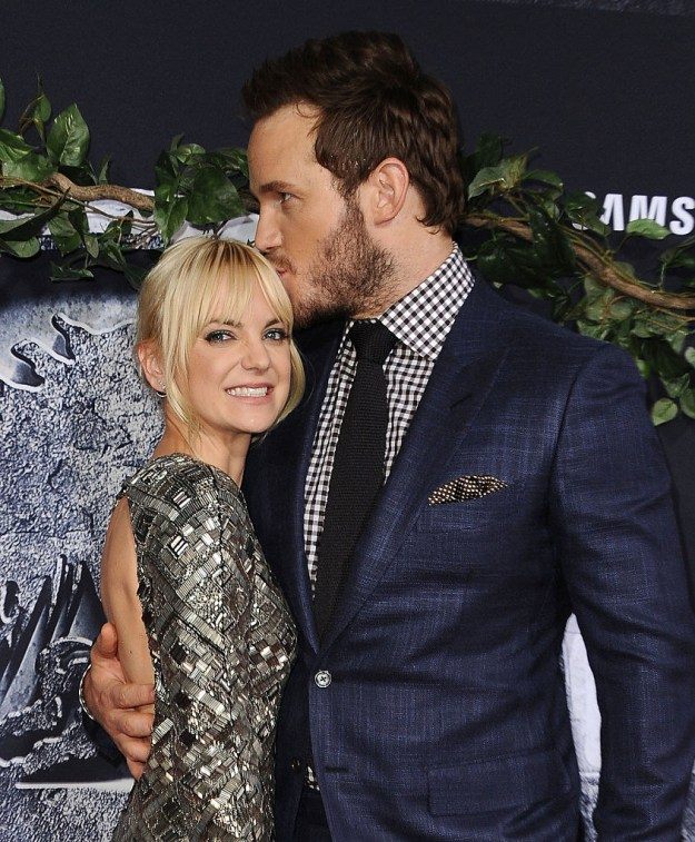 Anna Faris and Chris Pratt are one of the cutest couples in Hollywood.