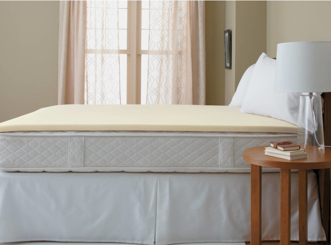 Promising Review After Reading All The Reviews I Decided To Give This Mattress