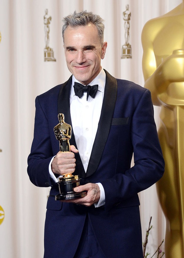 On Tuesday, three-time Oscar-winning actor Daniel Day-Lewis announced his retirement from acting.