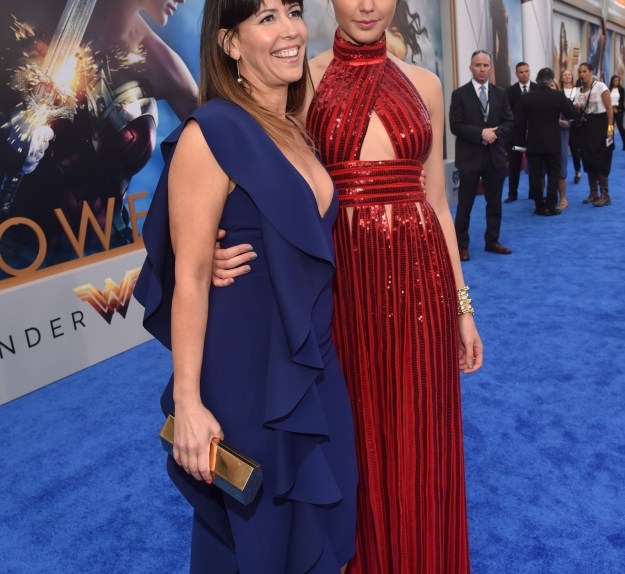 At some point on Friday, Wonder Woman will officially become the highest grossing live-action movie directed by a woman, Patty Jenkins.
