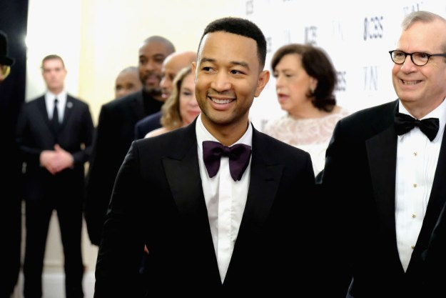 Arthur lookalike John Legend is just ONE letter away from winning an EGOT, which means two things: He's super talented, and he knows how important it is to get all the letters in order to win.