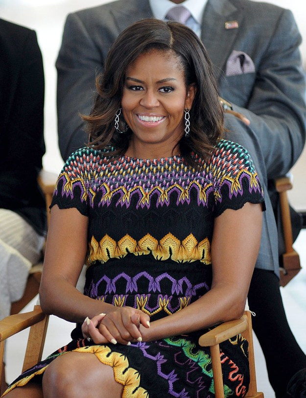 It's only been six months since the former first lady of the United States, Michelle Obama, exited the White House after eight years.