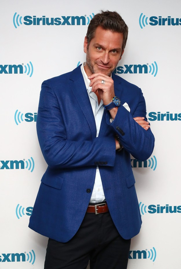 Charles is played by Peter Hermann IRL, and it just needs to be said once and for all that the man is a goddamn national treasure.