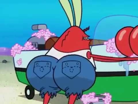 Mr. Krabs? Thicker than a hotttt bowl of oatmeal.
