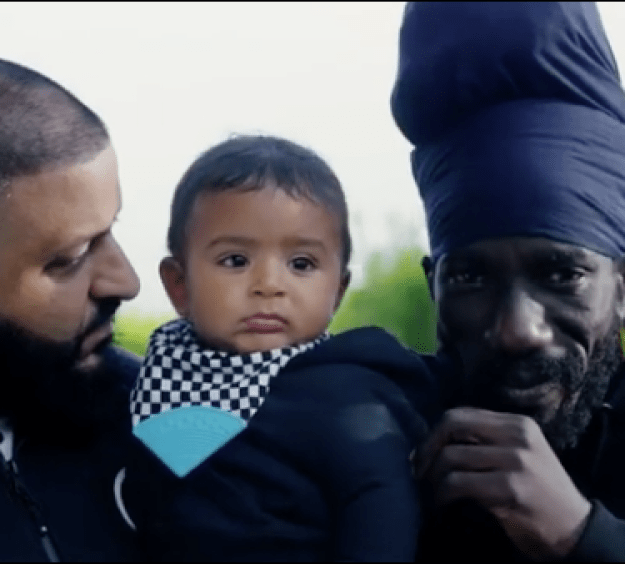 And you've probably heard of DJ Khaled's son, Asahd. He's basically the most famous four-month-old, and he's also an executive producer.
