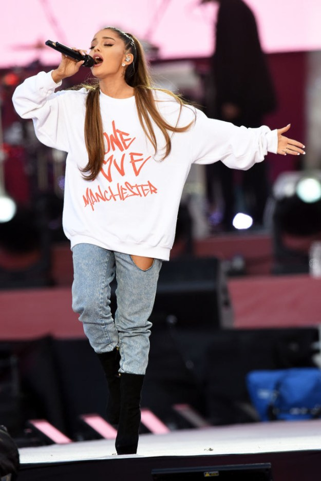 Last night Ariana Grande pulled together numerous artists to perform at her One Love Manchester benefit concert to raise funds for the victims and families of those affected on 22 May.