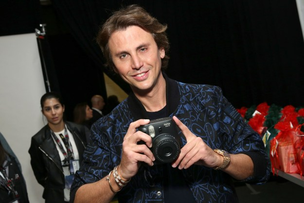 This is Jonathan Cheban. You might know him as Kim Kardashian's best friend, or if you're Martha Stewart, you might not know him at all!