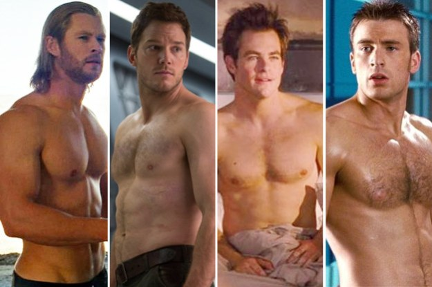 If you've seen a Hollywood movie in the past few years, you'll definitely be familiar with The Chrises.