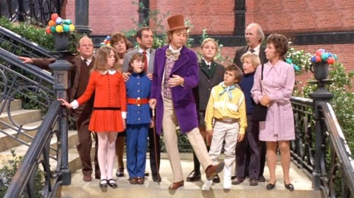 As everyone knows, Willy Wonka & the Chocolate Factory is not only a great movie, but an iconic staple of most people's childhoods.