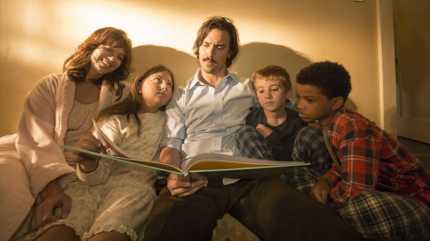 When the Emmy nominations were announced on Thursday, NBC's smash hit This Is Us got very, very lucky.