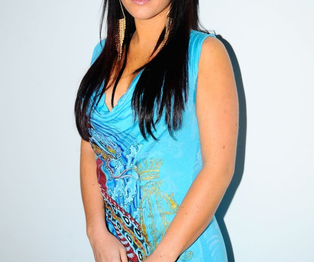 """Jenni """"JWoww"""" Farley is best known for fist pumping her way through MTV's Jersey Shore."""