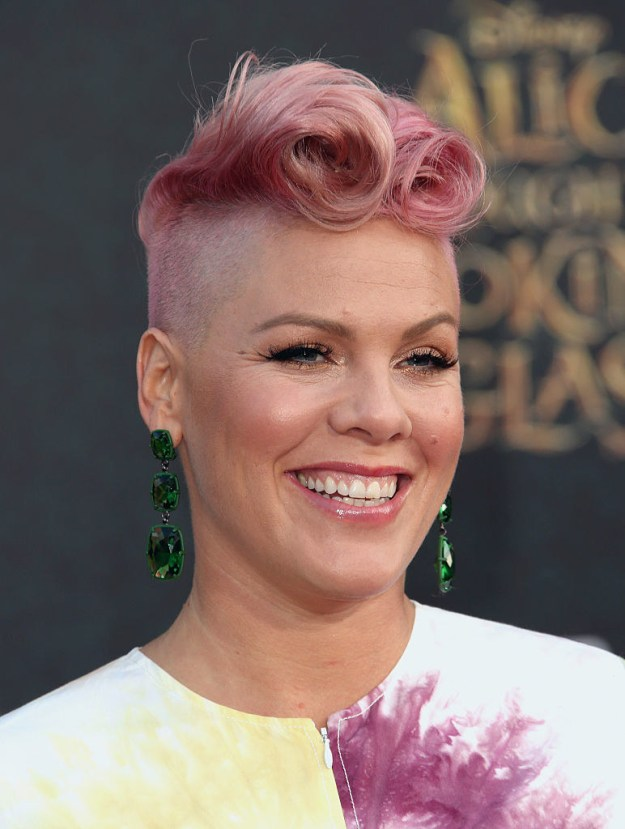 We can all agree on the FACT that Pink is pretty much the raddest, right?