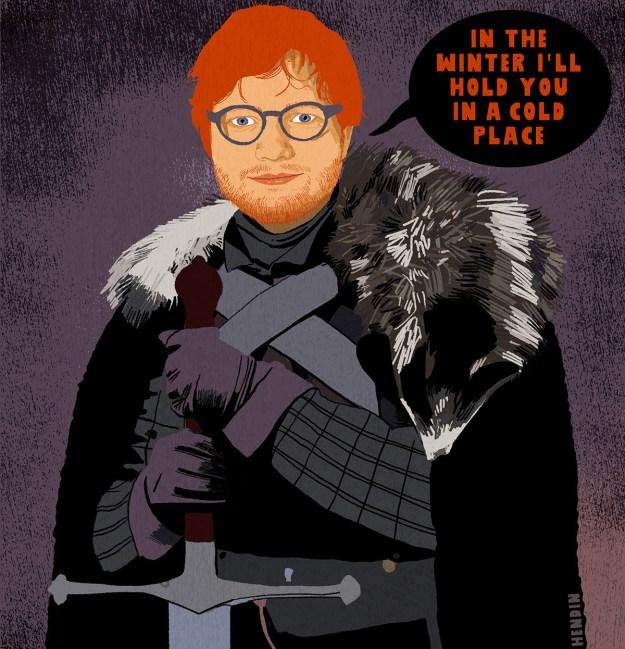 Ed Sheeran: Stark