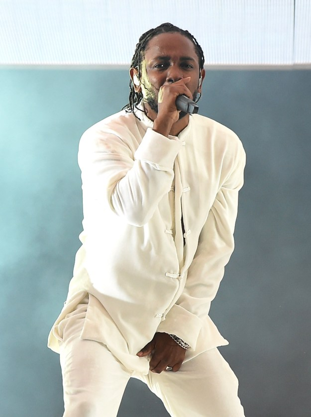 Fact: Kendrick Lamar is a true angel on this Earth.