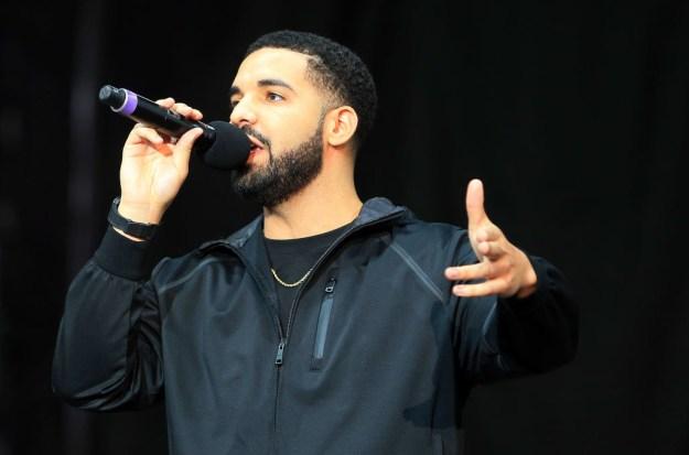 "This is Aubrey ""Drake"" Graham."