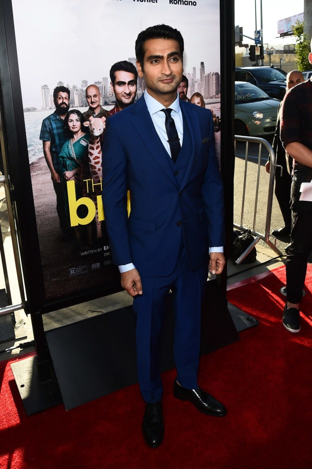This is Kumail Nanjiani.