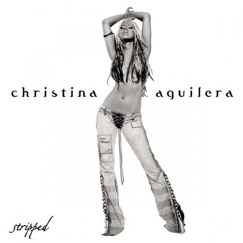"""Stripped"" by Christina Aguilera"