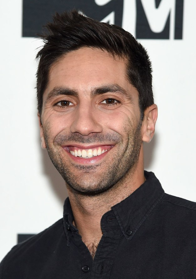This is Nev Schulman, of Catfish fame.