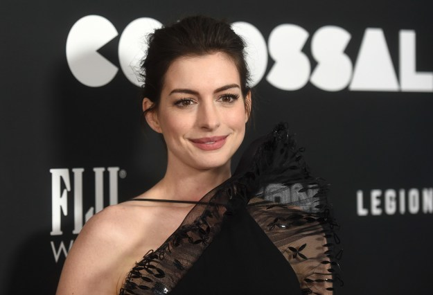 But, a few months ago it was announced that Amy was no longer attached to the project because of scheduling issues, and that producers were eyeing Anne Hathaway for the role.