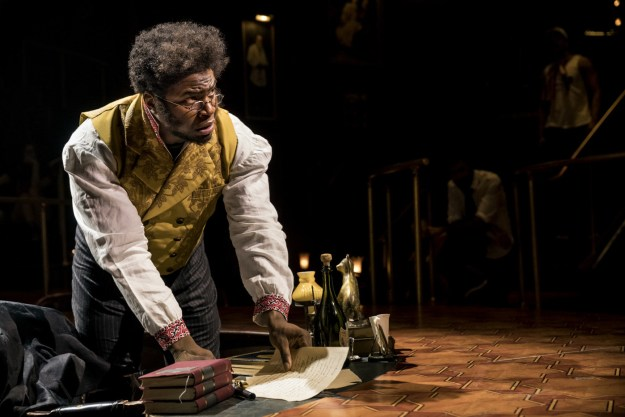 """But Patinkin is joining the cast Aug. 15, meaning the current star, Okieriete """"Oak"""" Onaodowan, will be leaving the show on Aug. 13, three weeks before his previously announced departure."""