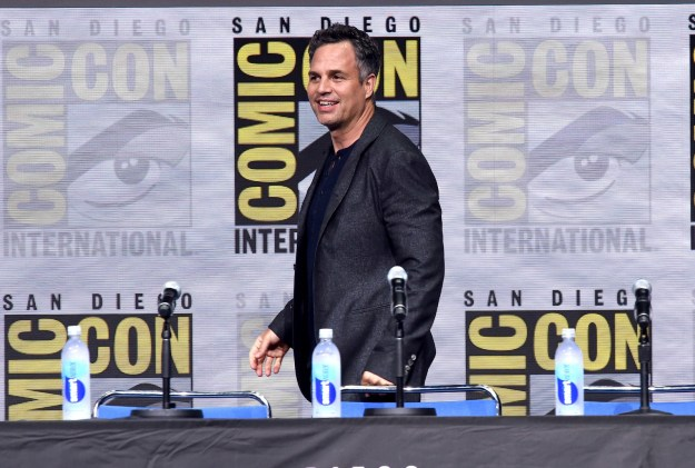 In case you didn't know, Mark Ruffalo is a goddamn national treasure.