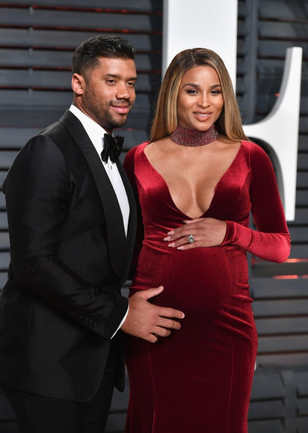 Ciara and Russell Wilson are one of the most loving, gorgeous, and talented couples around.