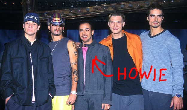 Well, I have some good (???) news for you: If you've ever heard this song, you've also heard beloved BSB member Howie D. rip a big fart. Congrats!!!