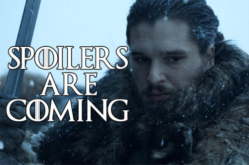 This post contains spoilers for Season 7, Episode 6 of Game of Thrones.