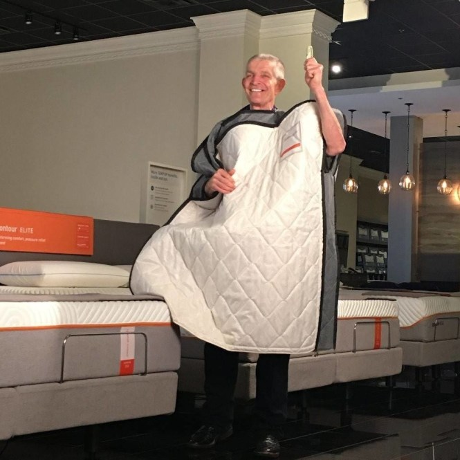 Wreaked Havoc Through Houston Texas It Left Thousands Of Families Without Warm Or Dry Shelter That S When Jim Mcingvale Aka Mattress Mack Chose To