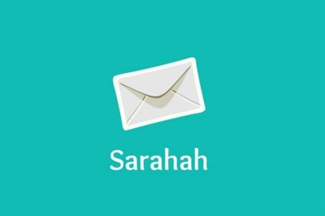 Resultado de imagen para que es sarahah